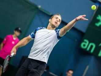 Andrej Martin postúpil na challengeri v Taliansku do semifinále, vyradil Brazílčana Clezara