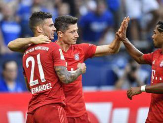 Bénes prihral na víťazný gól Mönchengladbachu, Bayern má prvé víťazstvo v ročníku I. bundesligy