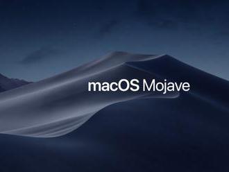 Apple vydal dodatočnú aktualizáciu macOS Mojave 10.14.6
