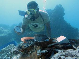 DPA: Český potápěč utonul v jeskyni na řeckém ostrově Karpathos