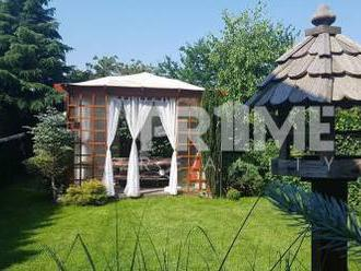 Krásny priestranný 4i byt so záhradou, ulica Záleská,Ivanka pri Dunaji