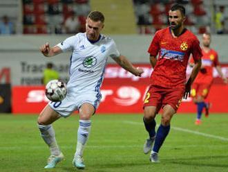 Dobře naladěná Mladá Boleslav přivítá v odvetě trápící se FCSB