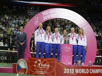 České tenistky dostaly divokou kartu na finálový turnaj Fed Cupu