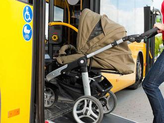 Ako cestovať s detským kočíkom v MHD