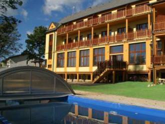 Rekreačný pobyt pod Gerlachom s privátnym vstupom do wellness v hoteli Avalanche