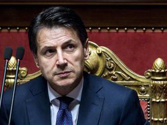 Taliansky Senát odložil hlasovanie o vyslovení nedôvery vláde