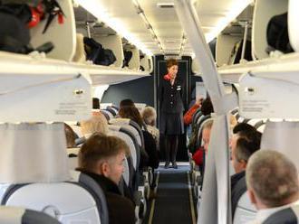 Sexuálne obťažovanie v leteckej doprave je vážny problém