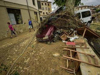 Po intenzívnych dažďoch došlo v sudánskej metropole Chartúm k záplavám