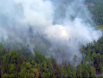 Ruská vláda vyčlenila financie na hasenie požiarov na Sibíri