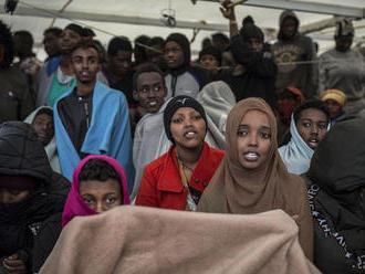 Taliansko umožnilo vylodenie 9 migrantov z lode Open Arms na Lampeduse