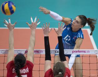 Volejbalistka SR Radosová má pred ME motýle v bruchu: Tešíme sa