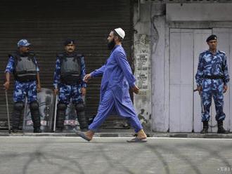 India zmierni obmedzenia v štáte Džammú a Kašmír