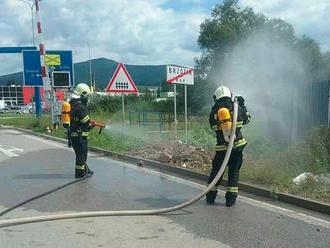 POPLACH V ROŽŇAVE: Došlo k úniku plynu, evakuovali desiatky ľudí