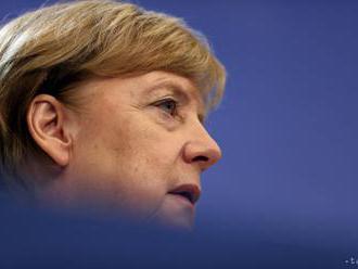 Merkelová sa čoskoro stretne s Johnsonom