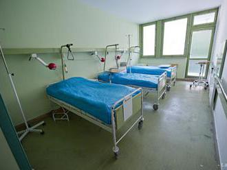 Levická nemocnica vybudovala prvé pilotné izby hotelového charakteru