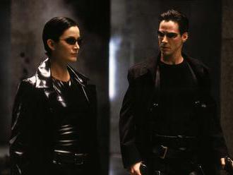Warner Bros. natočí čtvrtý díl Matrixu, budou v něm hrát Reeves i Mossová