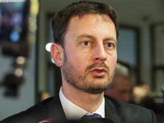 Novým predsedom poslaneckého klubu OĽaNO má byť Eduard Heger