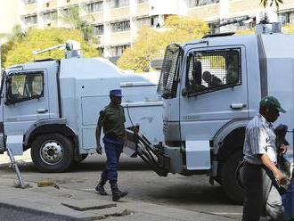 Opozícia chystá protest v hlavnom meste Zimbabwe, ulice stráži polícia