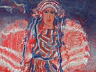 V Dome Quo Vadis otvoria výstavu obrazov Evy Trizuljakovej a jej detí