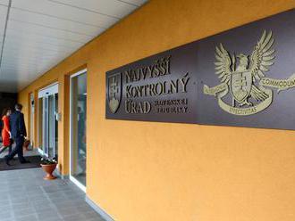 Najvyšší kontrolný úrad zistil v dvoch obciach Bardejovského okresu viaceré pochybenia
