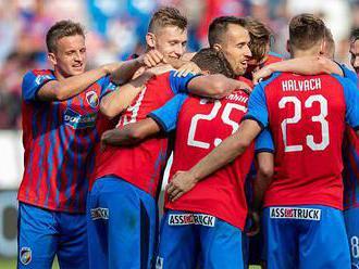 Plzeň nasázela Opavě čtyři góly, na Slavii ztrácí pět bodů