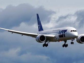 Boeingu za sedm měsíců klesl odbyt o 38 procent