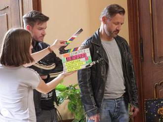 Prima natáčí čtvrtou řadu seriálu Polda
