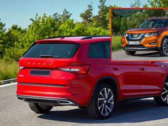 Němci srovnali Škodu Kodiaq a nejprodávanějším SUV světa, kdo vítězí?