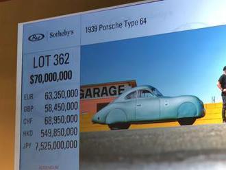 """Bublina drahých prodejů vzácných aut splaskává, trh je teď prý """"krvavá lázeň"""""""