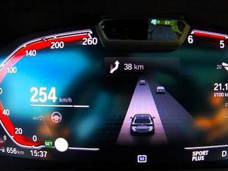 Nejnovější kombík BMW se ukázal v akci s technikou, kterou Mnichov pořád umí nejlíp