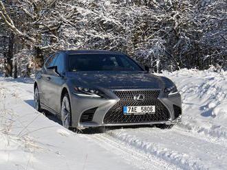 Test: Lexus LS500 - alternativa k německé prémii