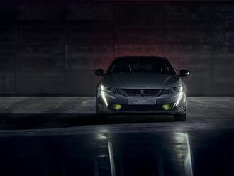Peugeot 508 Sport - rýsuje se supersedan, stovku udělá za 4,3 s