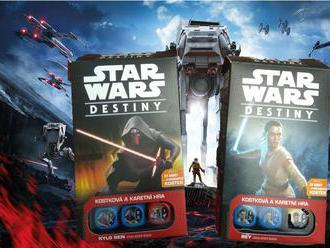 Star Wars Destiny - recenze