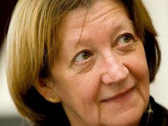 Zomrela dramaturgička a scenáristka Katarína Minichová