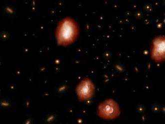 Vedci objavili 39 doteraz neznámych galaxií
