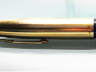 Model 51 Parker Pen: Pero, ktorým vraj Puccini napísal Bohému má 80