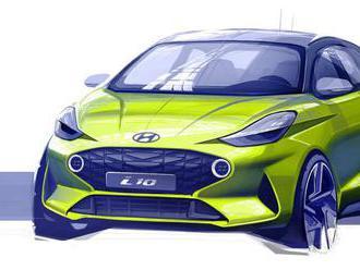 Hyundai i10: Malý mestský 'drobec' príde so športovým dizajnom