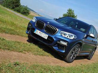 Predaje BMW výrazne ťahajú modely SUV