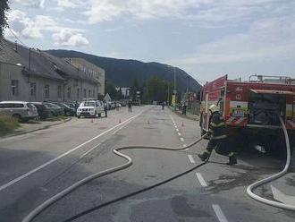 Pre masívny únik plynu v Rožňave museli evakuovať desiatky ľudí