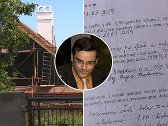FOTO Mysteriózne stavby neďaleko Levíc: Miestni ukazujú na syna herca Štefana Kvietika
