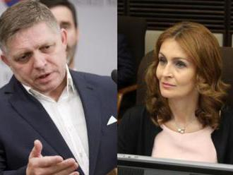 Konflikt ministerky Kalavskej a Smeru si podľa SNS musí vyriešiť strana Smer
