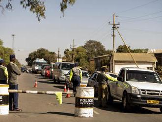 Polícia zabránila protivládnemu protestu v druhom najväčšom meste Zimbabwe, súd ju podporil