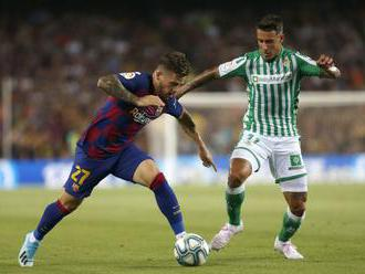 Vitolo rozhodol o výhre Atlética Madrid, FC Barcelona bez Messiho hostí Betis Sevilla