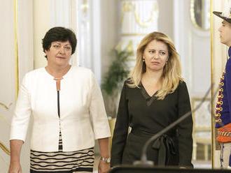 Prezidentka Zuzana Čaputová povedala svoj názor na interrupcie