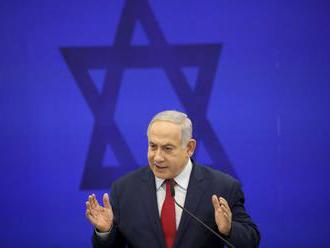 Netanjahu chce získať voličov dramatickými vyhláseniami, vraj by anektoval Západný breh Jordánu
