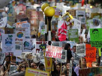 Boj proti klimatickým zmenám by mal byť výraznejší, výzvu podpísali desiatky hláv štátov a vlád