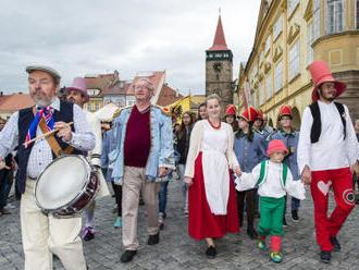 V Jičíně dnes začíná pohádkový festival Jičín - město pohádky