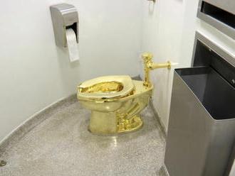 Z Churchillova rodiště byl ukraden zlatý záchod