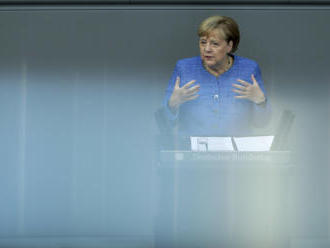 Merkelová ocenila návrh Evropské komise, chce silnější Evropu