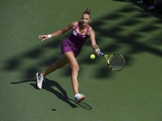 Kristýna Plíšková začala tenisový turnaj v Soulu vítězně